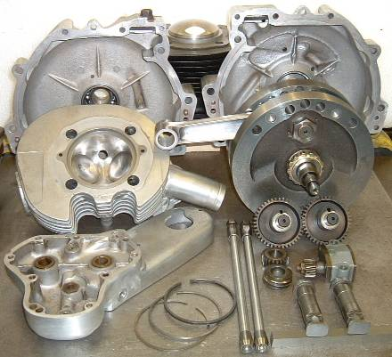 Norton Competition engine
